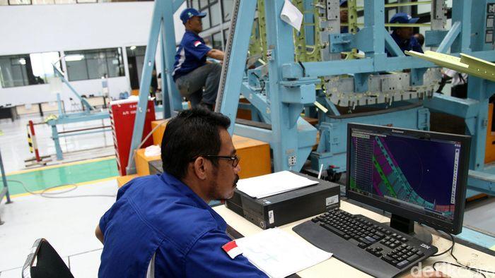 Ilustrasi insinyur/Foto: Agung Pambudhy