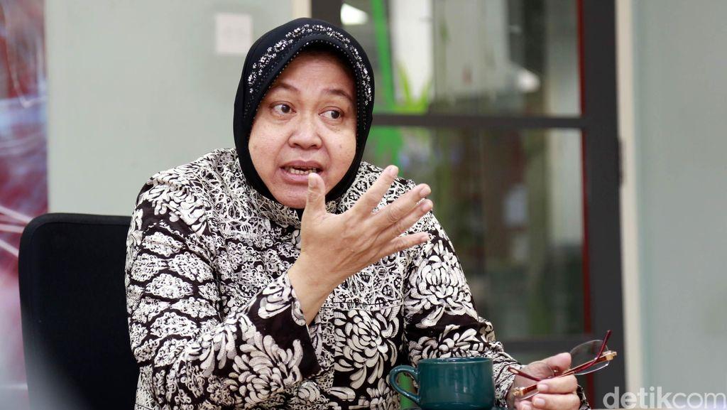 Walikota Risma: Sistem Online Hemat 20% Anggaran Surabaya