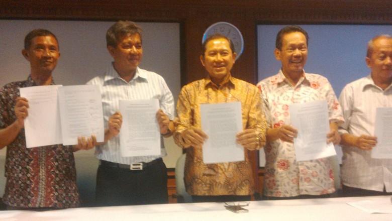 MA Tolak PK Eks Dirut IM2, Masyarakat Telematika Indonesia Sampaikan Petisi