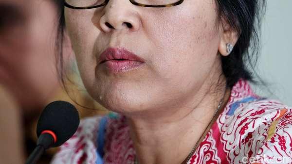 Eva Kusuma Sundari Kaget Jimmy Dilaporkan Selingkuh ke MKD