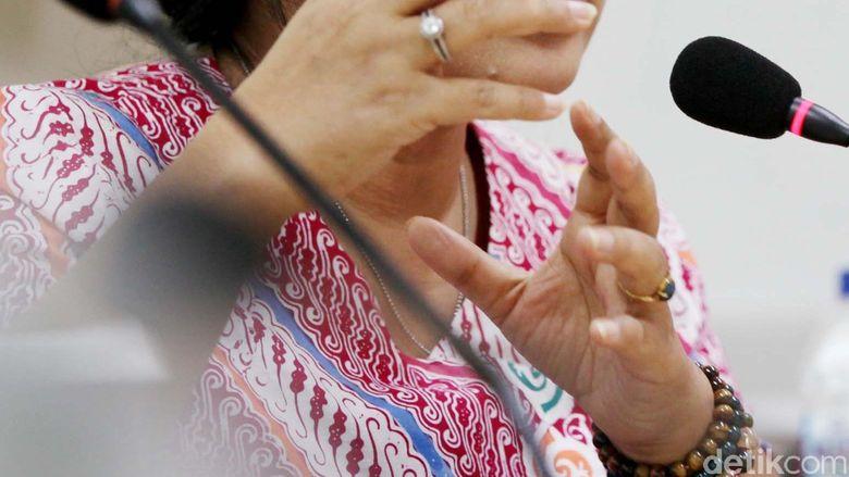 PDIP Pertanyakan Ngabalin soal Gestur Jokowi Tentukan Cawapres