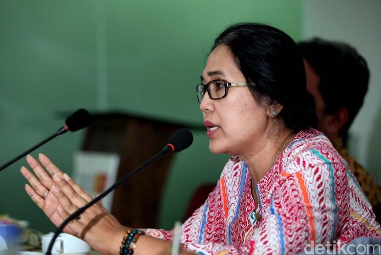 Kata PDIP soal AHY dan Sri Mulyani yang Diunggulkan Dampingi Jokowi
