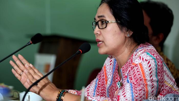 Eva Kusuma Sundari (Foto: Ari Saputra)