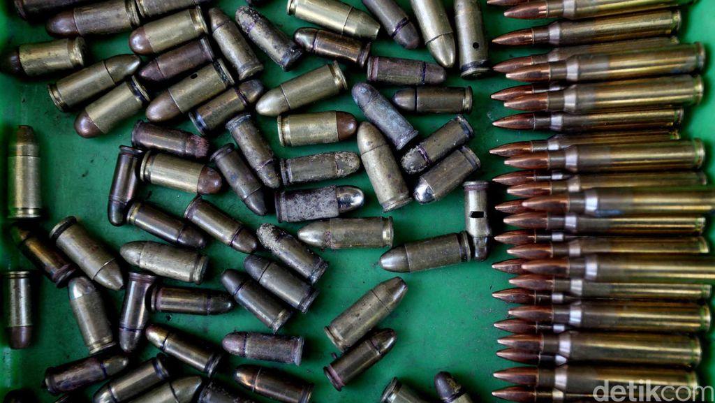 Peluru Nyasar ke Rumah Warga di Bandung, Polisi Turun Tangan
