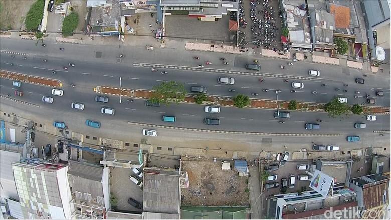 Polisi: Pengerjaan Jalan di Depok Diduga Melawan Hukum
