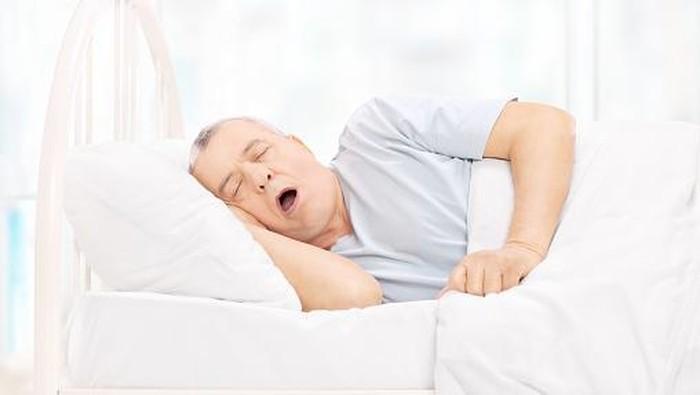Kebanyakan tidur bisa jadi salah satu faktor risiko stroke. Foto: thinkstock
