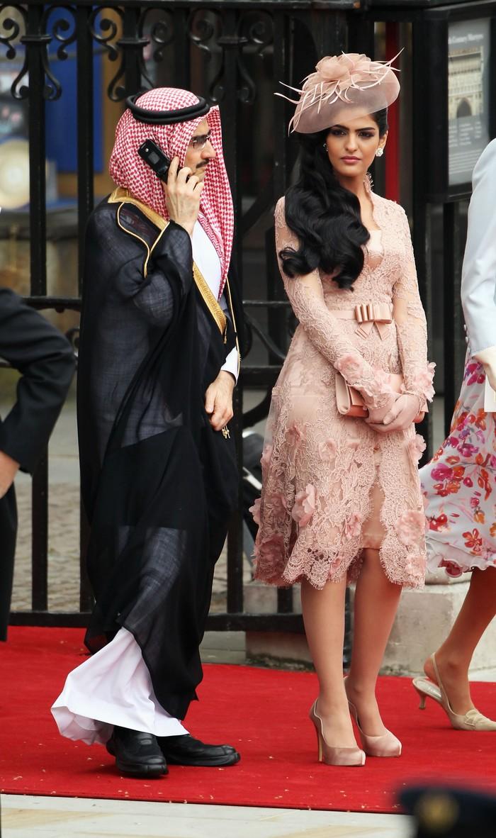 Mengenal Putri Ameera Mantan Istri Pangeran Saudi Alwaleed Foto istri raja arab saudi