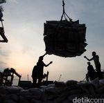 Impor dari China Turun US$ 2,2 M Dalam Sebulan