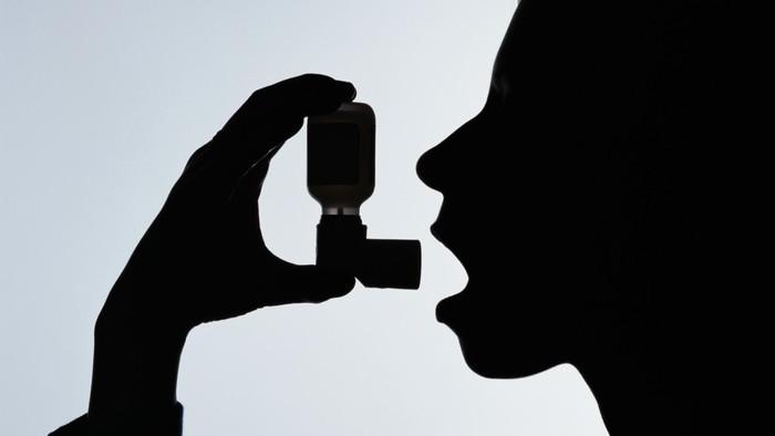 Asma dan inhaler