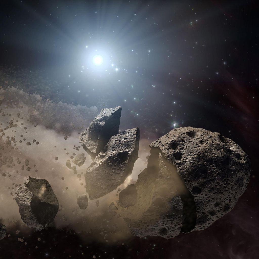 Asteroid Emas Ini Bisa Bikin Semua Manusia Kaya Raya