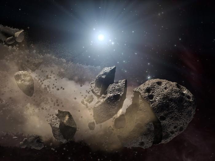 Ilustrasi. Foto: NASA