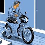 Tambah Kunci Ekstra! Polri Laporkan 160 Kasus Pencurian Motor