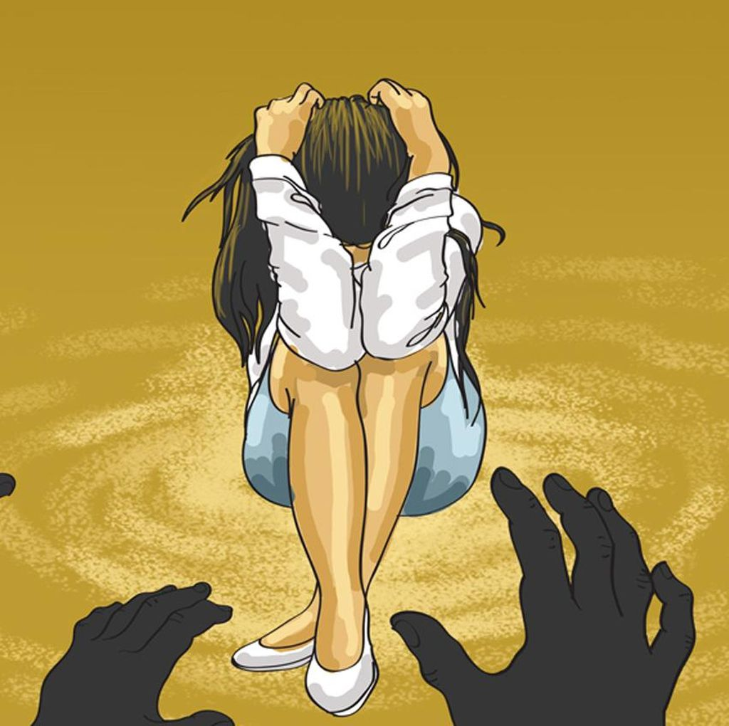 Biadab! Wanita India Diperkosa 40 Pria dalam 4 Hari