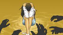 Perkosa Perempuan di Mobil, Sopir Taksi Online Diciduk Polisi