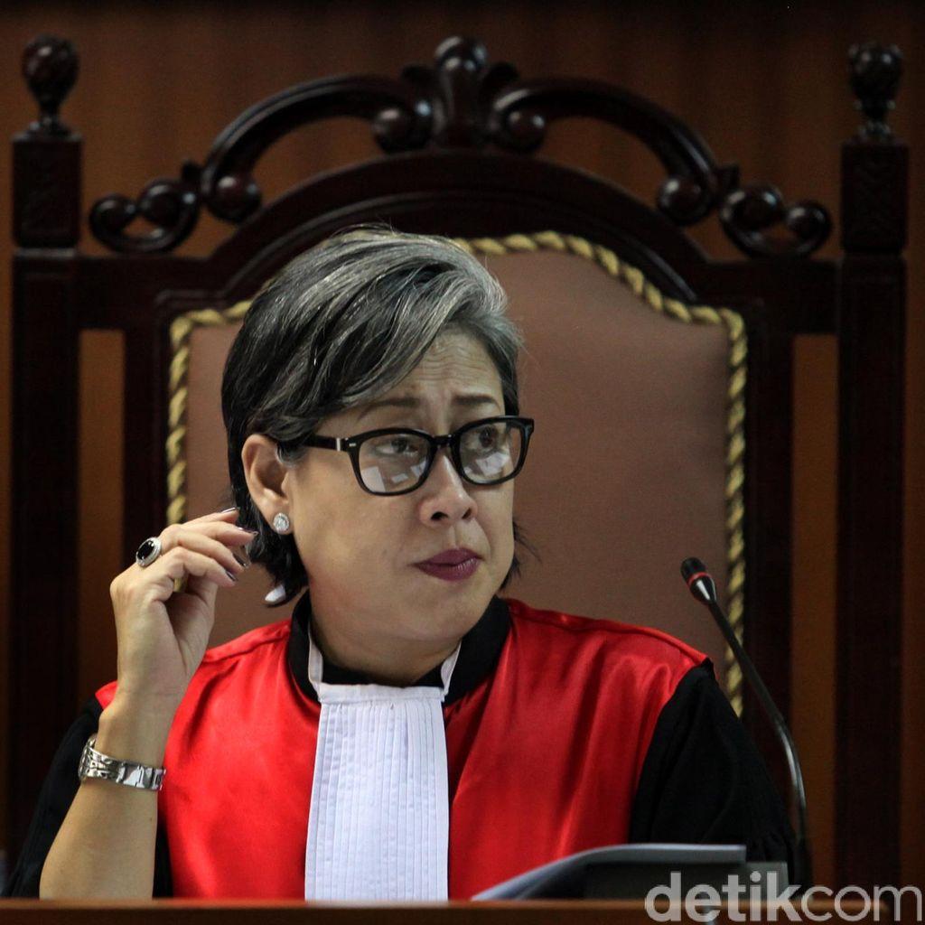 Calon Hakim Agung Artha Setuju Hukuman Mati: Ketemu Bandar Narkoba, Habiskan!