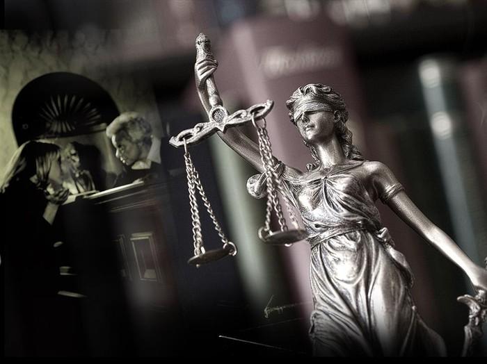 Ilustrasi kasus hukum atau salah tangkap