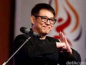 Jet Li Mengidap Hipertiroid, Seperti Apa Gejalanya?