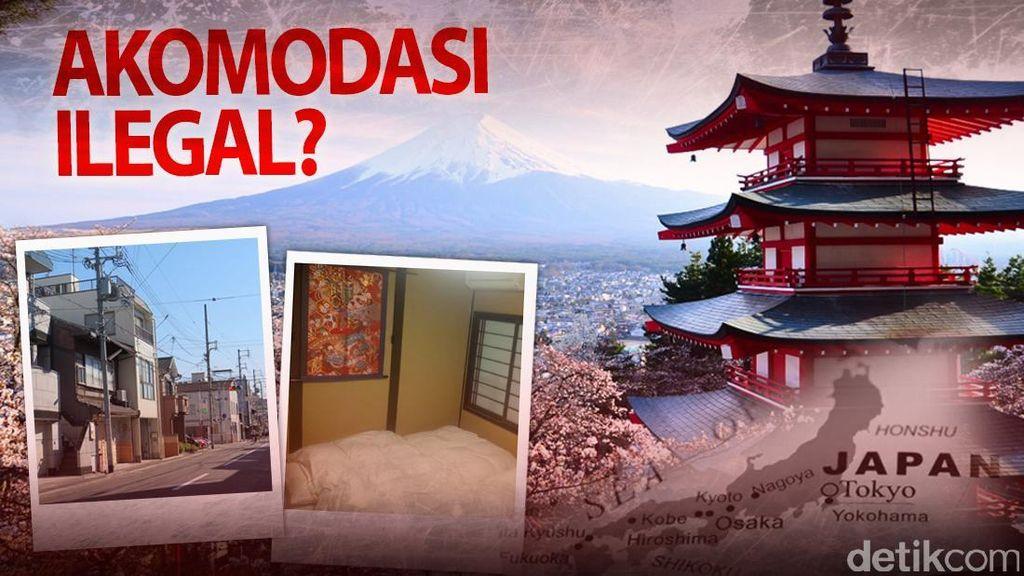Hati-hati Menginap di Jepang