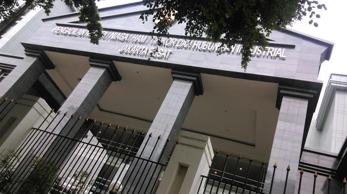 Gedung PN Tipikor baru