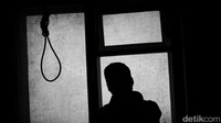 Anak Pemenggal Kepala Ayah di Lampung Tewas Bunuh Diri