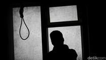 Seorang Supir Ojol Ditemukan Tewas Gantung Diri di Cikupa Tangerang