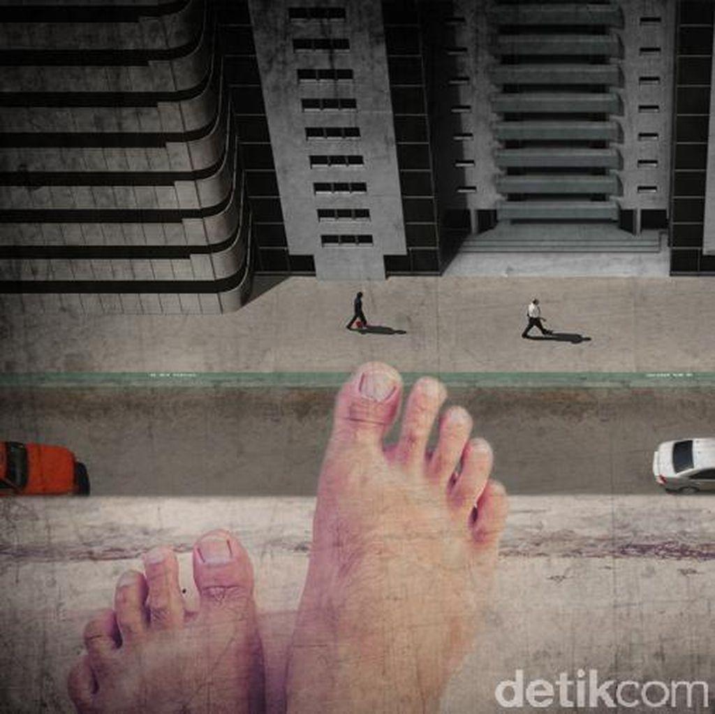 Mahasiswa UBM Tewas, Diduga Lompat dari Lantai 12
