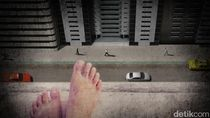 Sekuriti OJK Tewas Bunuh Diri di Ruang Pantry, Polisi Periksa Saksi