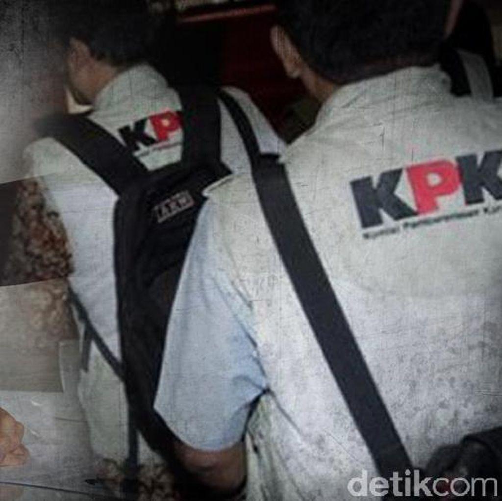 Bupati Mesuji Dkk Masih Diperiksa KPK, Segera Dibawa ke Jakarta