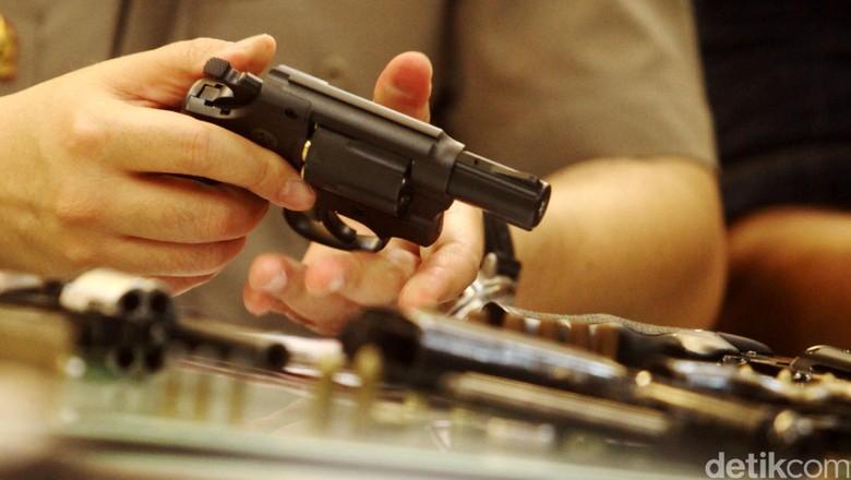 Polisi Tembak Mati Begal yang Sudah Beraksi 21 Kali di Makassar