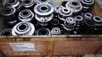 RI Ekspor Jutaan Komponen Unit Mobil ke Malaysia