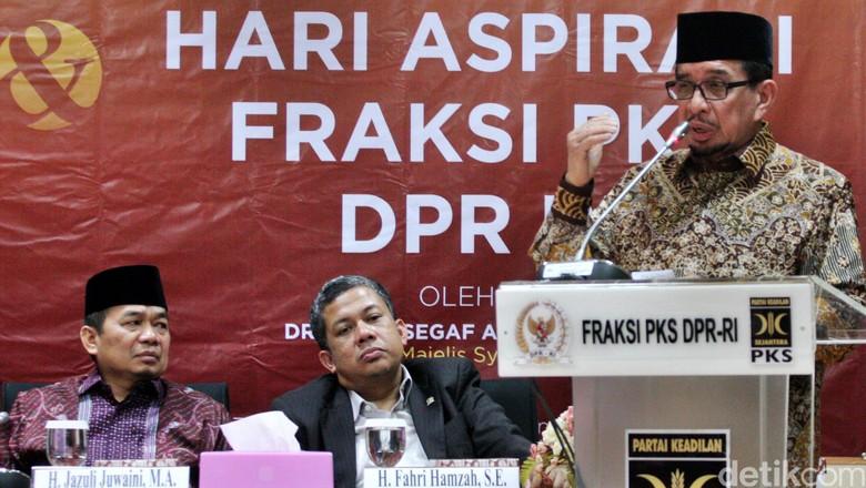 PKS Bahas Prabowo-Salim Segaf, Sandi akan Beri Masukan Ekonomi