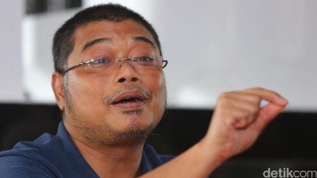 Romo Benny Susetyo CNN IndonesiaSafir Makki