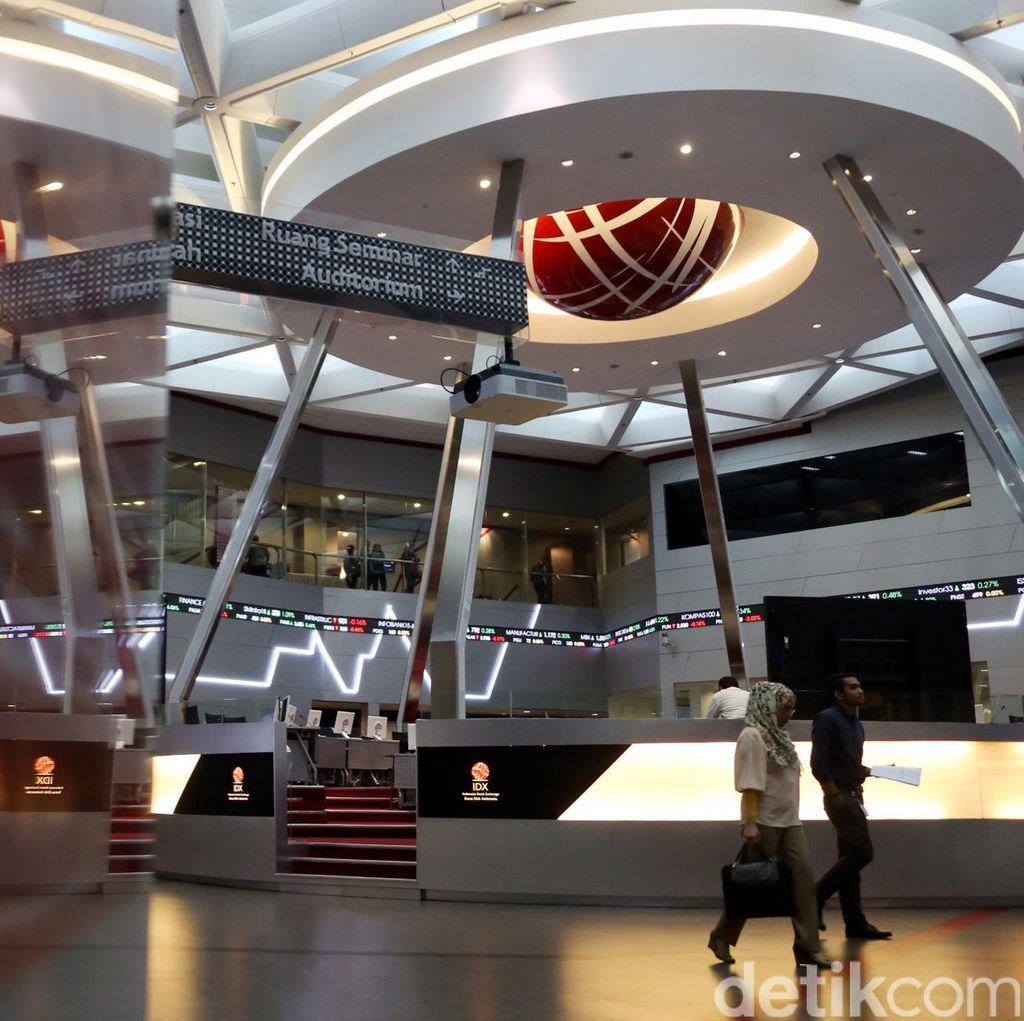 Mengekor Bursa Asia, IHSG Dibuka Menguat ke 5.845