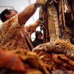 Airlangga Bidik Ekspor Batik Tumbuh 8%