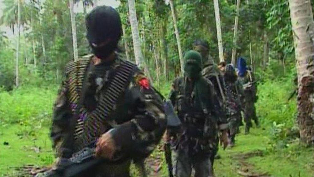 Terungkap, Pegawai Kepolisian Filipina Jadi Anggota Abu Sayyaf