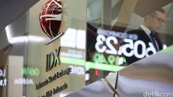 Neraca Dagang RI Surplus, IHSG Dibuka Menguat ke 5.745