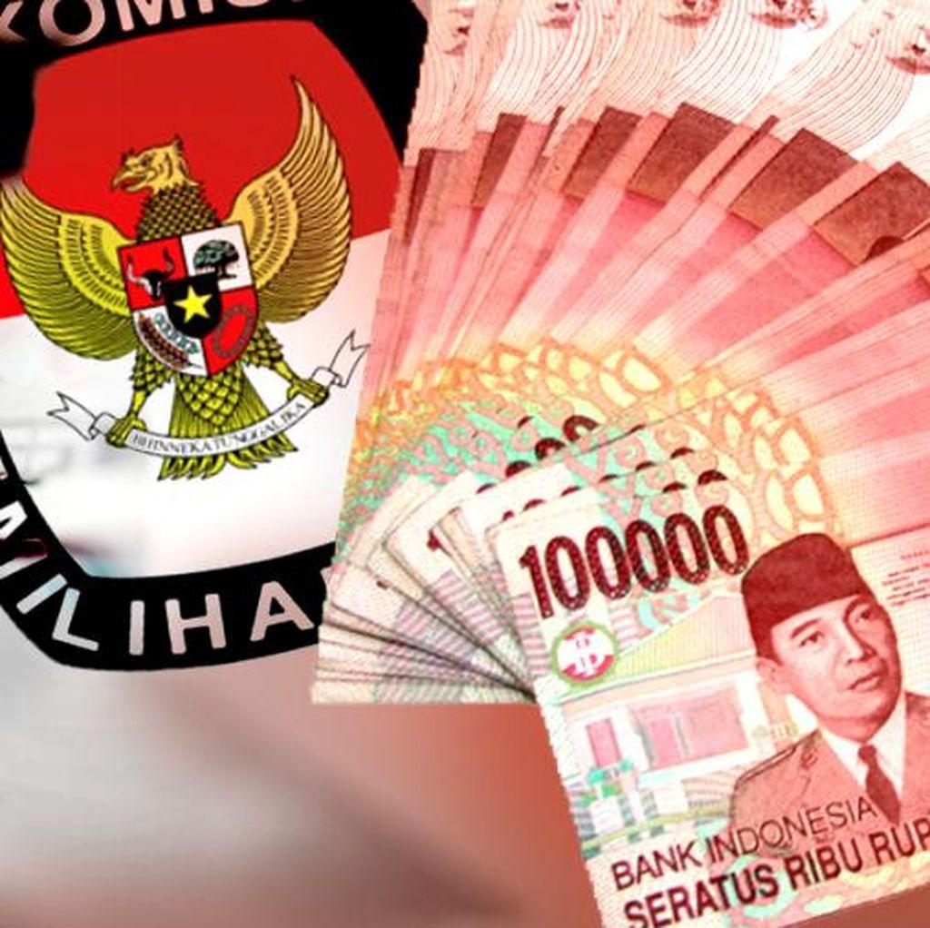 Poltikus PDIP Sepakati Prabowo Soal Uang Politik: Terima Saja