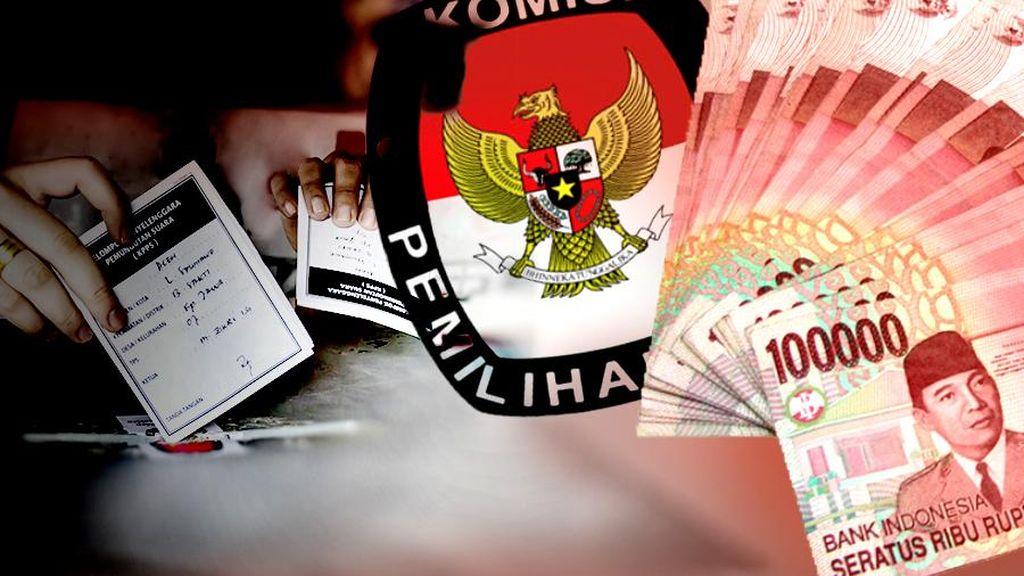 Tersangka Money Politics Pilgub Riau Ditahan Jaksa