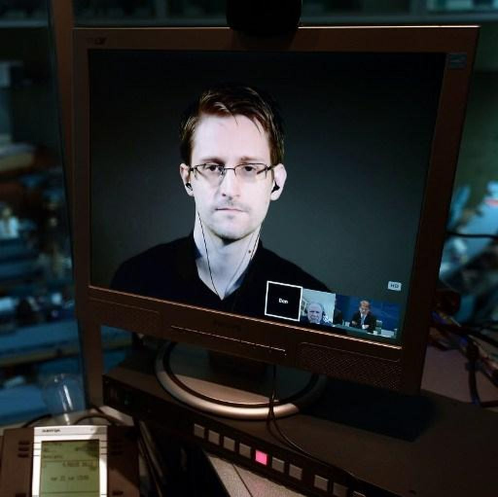 Misteri Keberadaan Snowden Saat Piala Dunia di Rusia