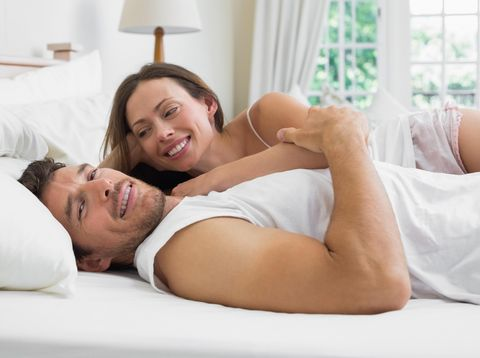 Satu hal yang paling penting adalah pasangan bisa merasa senyaman mungkin.