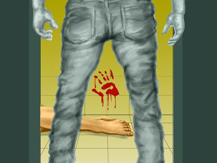 Beberapa kasus pembunuhan yang dikarenakan adanya bisikan. Foto: Ilustrasi oleh Edi Wahyono