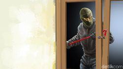 Polisi Kejar Residivis Pencuri Rumah Kosong di Jakbar