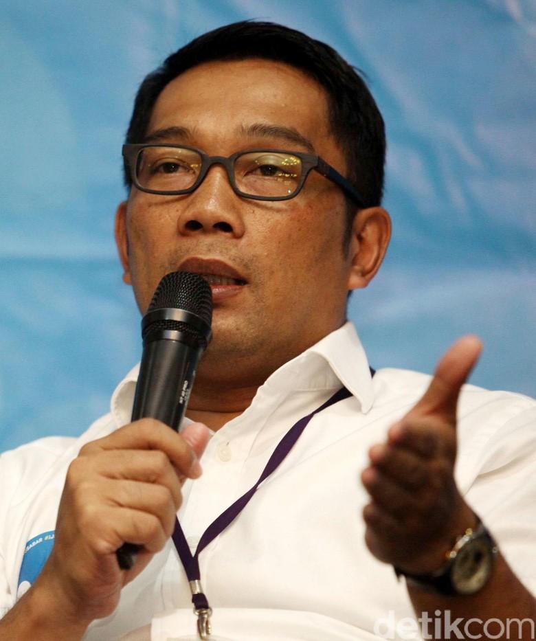 Ridwan Kamil Dukung Rencana Kebijakan Cuti Pejabat Negara Sama dengan PNS