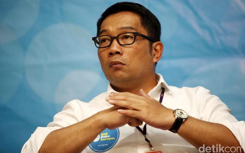 Ridwan Kamil: Pabrik Buang Limbah Sembarangan Siap-siap Disegel