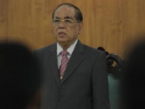 Ketua MA 2009-2012 Harifin Tumpa Didaulat Jadi Arbiter Pami