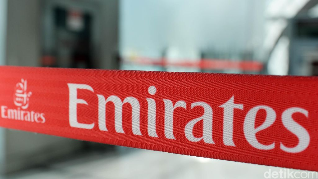 Emirates Minta Stafnya Cuti Tanpa Gaji karena Wabah Virus Corona