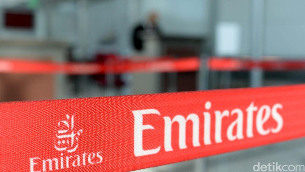 Begini Gejala Sakit Misterius 100 Penumpang Emirates di NY