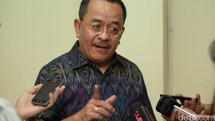 Mantan Sesmen Kementerian BUMN Said Didu/Foto: Ari Saputra