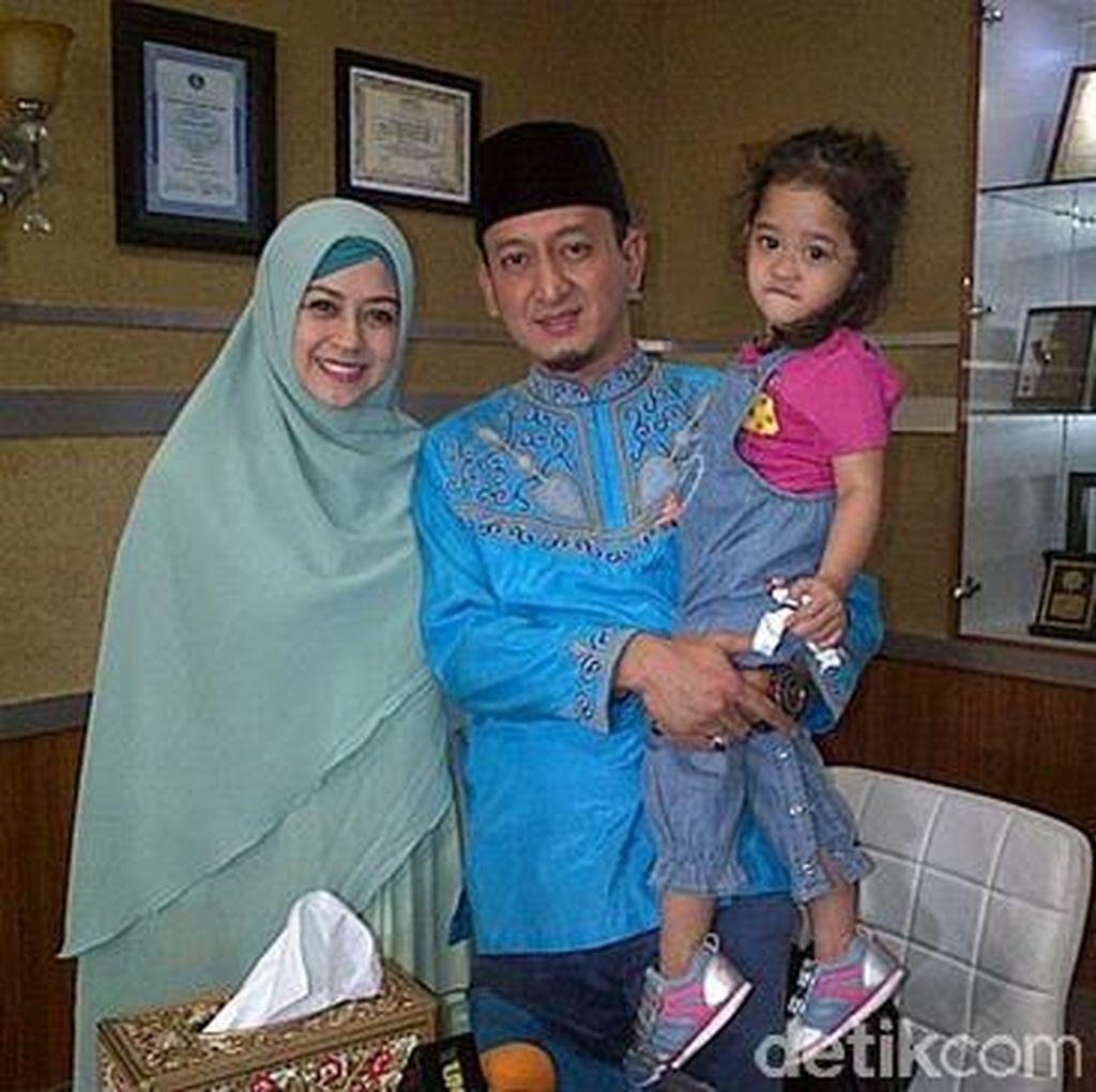 Rujuk dengan Shinta Tanjung, Ustaz Zacky Mirza Tak Mau Bahas Masa Lalu