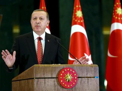 Sholat Jumat di Hagia Sophia, Erdogan Baca Surat Al Fatihah dan Al Baqarah